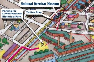 Directions to National Streetcar Museum