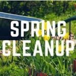 Spring Clean Up Days