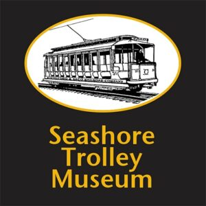Visit - seashore trolley logo